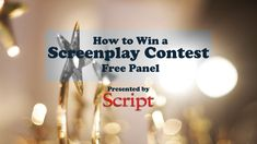 Watch Script's recorded Screenwriting Contest Panel Facebook Live broadcast with panelists from Access Screenplay Contest, Tracking Board Launch Pad, PAGE Awards & Slamdance! #scriptchat #screenwriting Screenwriting Contests, Launch Pad, Awards, Facebook, Watch, Live, Clock, Bracelet Watch, Clocks