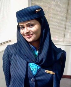 Airlines hostess - Saudi Airlines