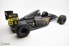 SPEED — 1992-Minardi-F1-Racer-