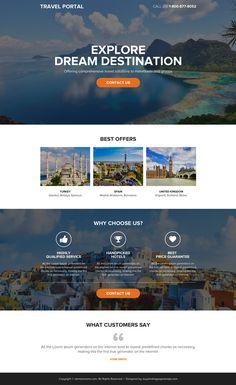241 Best Buy Landing Page Design images in 2019 | Best