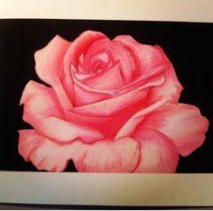 pastel rose tutorial - Google Search