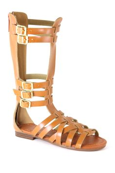 4cd4015ae10 ANNA ANNA Couture Tall Gladiator (Toddler