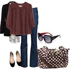Fashionable Mom