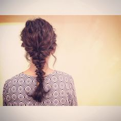 my salon work  hair arrange