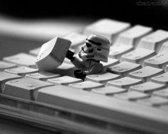 Papel de Parede - Lego Star Wars