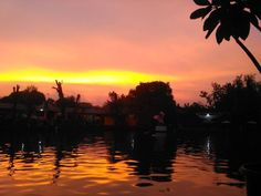 [ONE]  Huhhh - SUNSET - Location : Umbul Ponggol - Klaten District - Central Java - Indonesia  So love this Pic.