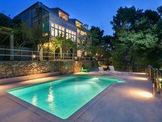 luxus pool eine der ideen für einen luxus pool für den garten, Garten und Bauten