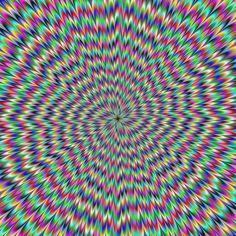 #cores #Ilusão de ótica #efeitos visuais #jogos
