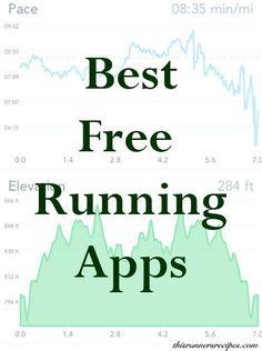 Best Free Running Apps