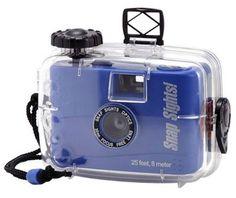 Underwater Camera - Snap Sights 20' Snorkel Camera Innovative Scuba Concepts http://www.amazon.com/dp/B001N4P7YQ/ref=cm_sw_r_pi_dp_6uwrub1QHXRD6