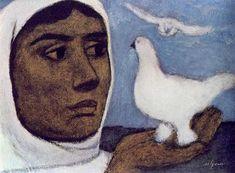 Nuri İyem-Guvercinler ve Kadin