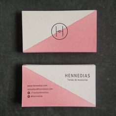 #tarjetaspersonales #tarjetas #letterpress #businesscards Minimal Business Card, Cool Business Cards, Business Card Design, Logo Branding, Logos, Name Cards, Letterpress, Projects To Try, Graphic Design