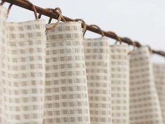 Cotton+&+Linen+Birch+Shower+Curtain