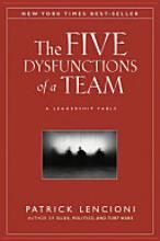 A management fable about team performance and dysfunction.  An easy to read, and engaging story.