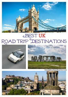 Best UK Road Trip Destinations are ideal for planning your first International Vacation!  Best Vacations in England | England Travel Tips | UK Travel Tips | International Travel Tips