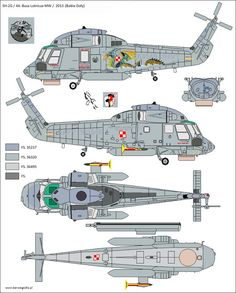 Attack Helicopter, Military Helicopter, Military Aircraft, Camouflage, Military Drawings, Aircraft Parts, Aircraft Painting, Navy Aircraft, Military Equipment