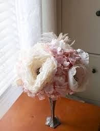 feather brooch bouquet - Google Search