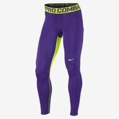 NIKE MENS NEW HYPERWARM PRO COMBAT COMPRESSION RUNNING TIGHTS LARGE 548187 http://stores.ebay.com/clothesoutplus