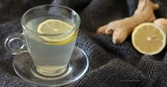 Tisana+zenzero+limone+e+peperoncino,+depurativa+attiva+metabolismo