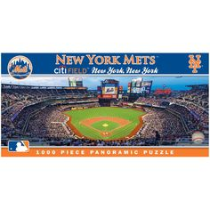New York Mets 1000-Piece Panoramic Puzzle