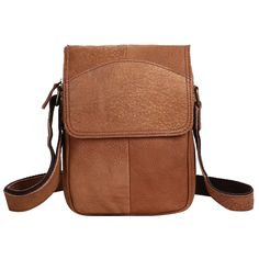 Leathario Retro Mens Leather Messenger shoulder bag Satchel crossbody bag ** You can find more details by visiting the image link. (This is an Amazon Affiliate link and I receive a commission for the sales)