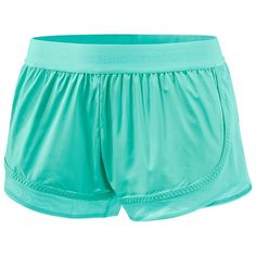 Adidas Run Performance Shorts  Pops just like our light blue Fit Series headphones. #Life4Life