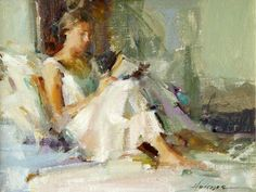 Reading and Art: Carolyn Anderson