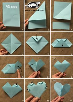 Origami for Everyone – From Beginner to Advanced – DIY Fan Origami Design, Diy Origami, Origami Star Box, Origami Ball, Origami Fish, Dollar Origami, Paper Hearts Origami, Origami Flowers, Origami Paper