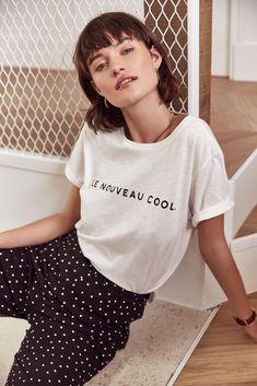 Tee-shirt Le nouveau Cool