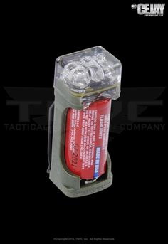Phoenix Jr 123 Infrared Beacon Battery Clip-On IR Signal Light. Now One Less Battery Type To Carry Around. Tactical Life, Tactical Gear, Edc Gadgets, Cool Gadgets, Military Gear, Military Equipment, Lazer Helmets, Burns Fire, Tac Gear