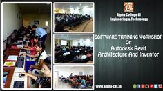 Two days Software Training Workshop On Autodesk Revit  Architecture And Inventor was arranged by Alpha College Of Engineering & Technology.  ‪#‎workshop‬ ‪#‎training‬ ‪#‎opportunity‬ ‪#‎experience‬ ‪#‎platform‬ ‪#‎guidance‬ ‪#‎knowledge‬ ‪#‎power‬ ‪#‎interaction‬ ‪#‎creation‬ ‪#‎thoughts‬ ‪#‎ideas‬ ‪#‎campus‬ ‪#‎experts‬ ‪#‎alpha‬ ‪#‎ACET‬ ‪#‎engineering‬ ‪#‎technology‬ ‪#‎khatraj‬ ‪#‎gujarat‬