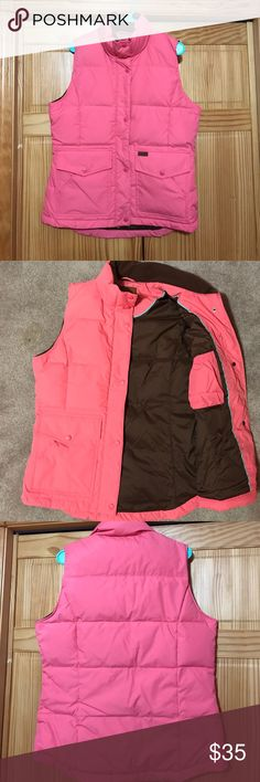 Ladies Quilted Down Vest Outback Trading Co. Quilted Down Vest. Like new. Excellent Condition. Outback Trading Co. Jackets & Coats Vests