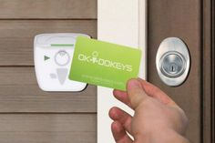 If you've been considering replacing your manual lock with smart lock, here's what we thought about the Okidokeys smart lock. Spoiler alert: We love it.
