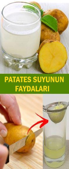 PATATES SUYUNUN FAYDALARI