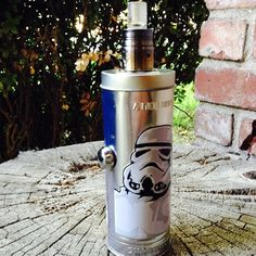 #whichecigarette Check out our reviews on http://www.whichecigarette.com/review-cats/premium-ecigarettes/ Another tester. This was a 26650 and hit hard. Still trying to perfect this bad boy... #vapemod #vapejedi #vapelife #customvapes #custommods #Padgram