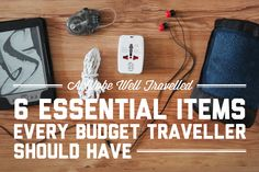 I spent three months jumping between various hostels and using multiple forms of transport, and quickly learnt which items would have been handy to bring along to make the journey a little more com...