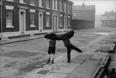 Sokaklar çocuklarındır.