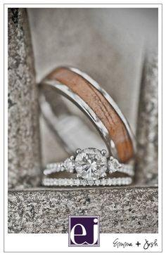Unique Wedding Ring photos | Los Angeles Wedding Photographers