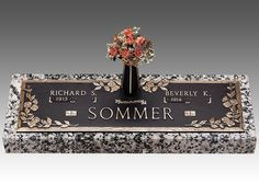 With our Companion Bronze Grave Markers, you can memorialize your loved one forever.   All our Grave Markers are made to industry standards and regulations. Memorials.com has created a 5 Star Customer Service Rating Program for you to feel comfortable when purchasing from us. We are members of many trade organizations.