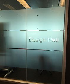 Window/Glass films & frostings - Sydney | Display, graphics & VM solutions