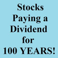 Do you want some dividend paying companies for the long haul? You do not want a dividend company eliminate your dividend a couple years after buying it. You need your dividend paying stocks to kee Stock Market Investing, Investing In Stocks, Investing Money, Drip Investing, Trade Finance, Finance Business, Business Professional, Dividend Investing, Investment Tips