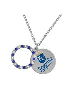 Kansas City Royals Opening Day Necklace http://www.rallyhouse.com/shop/kansas-city-royals-kansas-city-royals-opening-day-necklace-1592230 $24.99
