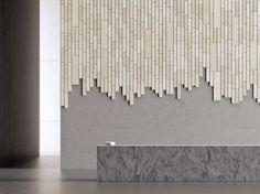 Painéis acústicos decorativos BAUX ACOUSTIC TILE PLANK by BAUX design Form Us With Love
