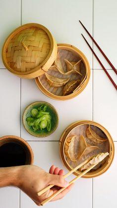 Asian Recipes, Keto Recipes, Snack Recipes, Healthy Recipes, Oriental Food, Fresh Meat, Tasty, Yummy Food, Japanese Food