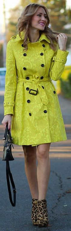 #Perfect #Trench #Coat by Fashion Spot