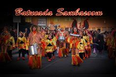 8- Soy fundadora de una Asociación musical desde hace quince años, Batucada Sambasoom, donde además de actuar, impartimos talleres a niños y mayores sobre percusión, y realizamos intercambios con otros grupos.