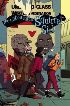 Marvel The Unbeatable Squirrel Girl 5: Like I'm the Only Squirrel in the World