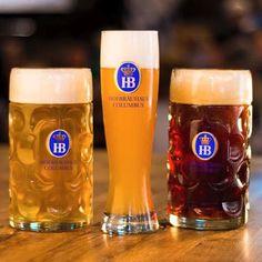 I'll take all 3 by hofbrauhaus_columbus #haxenhaus #people #food