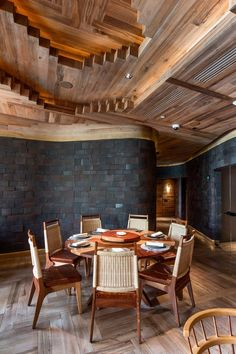 CHAPULÍN - Picture gallery #architecture #interiordesign #wood