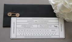 Voyage Letterpress Wedding Invitation Sample by PapierPress, Wedding Invitation Samples, Letterpress Wedding Invitations, Destination Wedding Invitations, Invites, Wedding Ideas To Make, Wedding Planning Checklist, Big Day, Make It Simple, Real Weddings